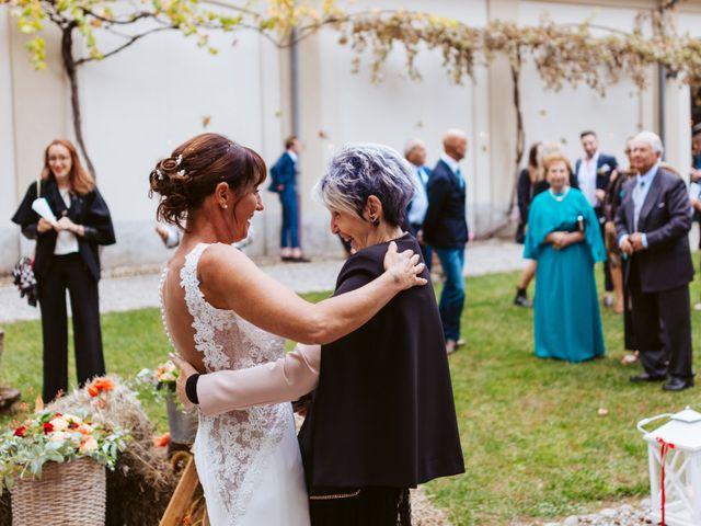 Il matrimonio di Walter e Deborah a Rovellasca, Como 122