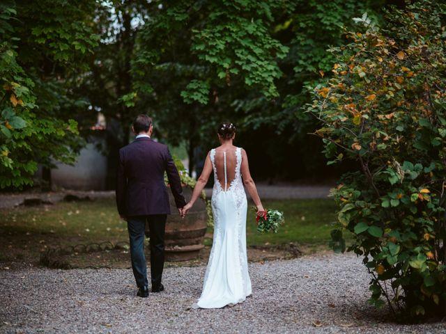 Il matrimonio di Walter e Deborah a Rovellasca, Como 129