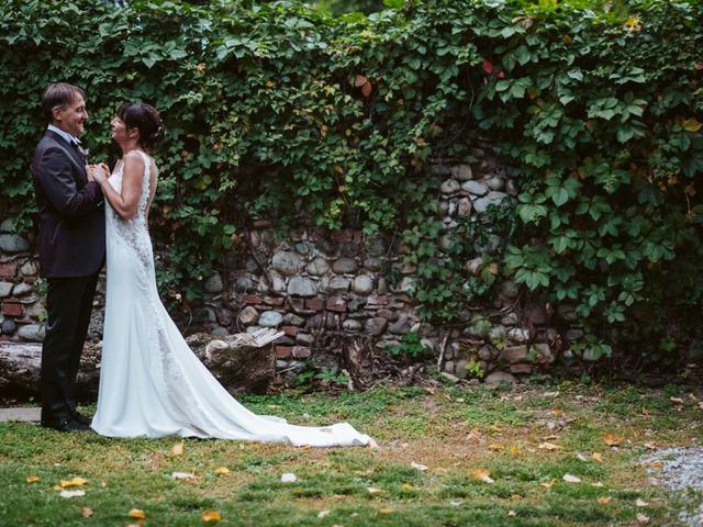 Il matrimonio di Walter e Deborah a Rovellasca, Como 130
