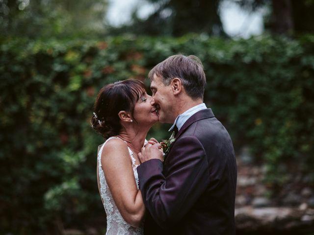 Il matrimonio di Walter e Deborah a Rovellasca, Como 131