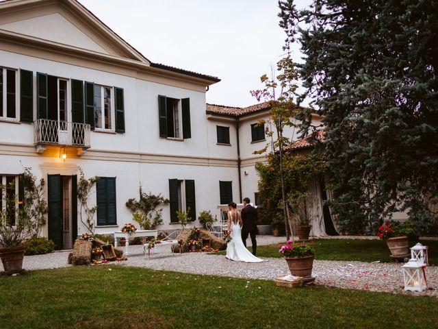 Il matrimonio di Walter e Deborah a Rovellasca, Como 135