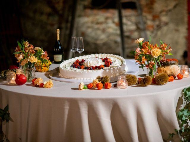 Il matrimonio di Walter e Deborah a Rovellasca, Como 149