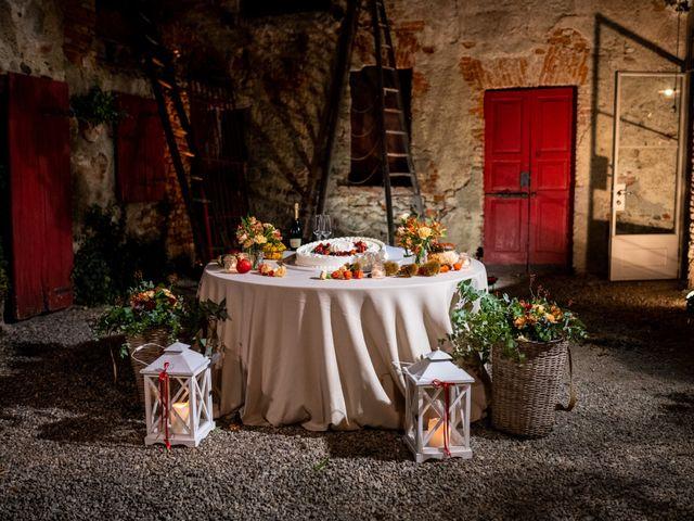 Il matrimonio di Walter e Deborah a Rovellasca, Como 150