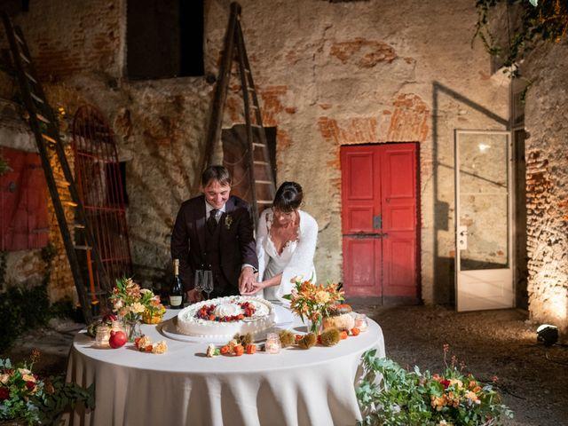 Il matrimonio di Walter e Deborah a Rovellasca, Como 151