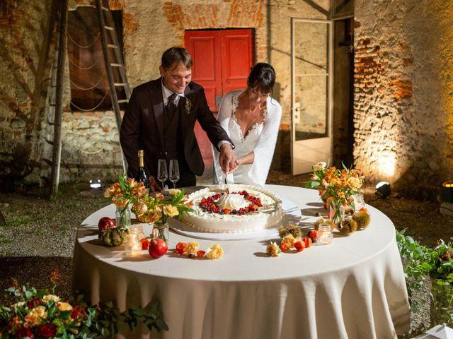 Il matrimonio di Walter e Deborah a Rovellasca, Como 152