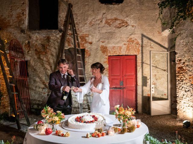 Il matrimonio di Walter e Deborah a Rovellasca, Como 153