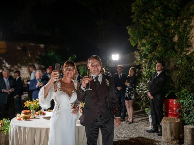 Il matrimonio di Walter e Deborah a Rovellasca, Como 154