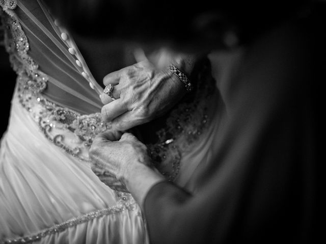 Il matrimonio di Claudio e Valentina a Pozzuoli, Napoli 9
