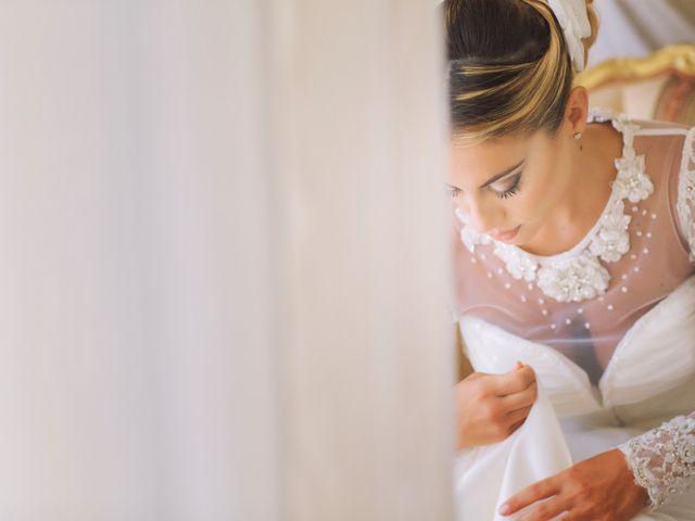 Il matrimonio di Claudio e Valentina a Pozzuoli, Napoli 11