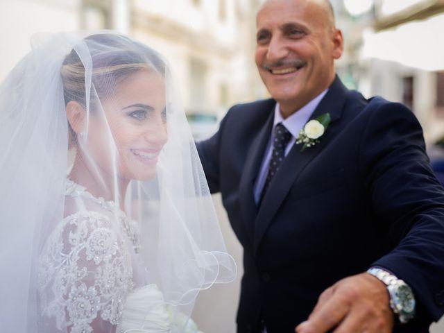 Il matrimonio di Claudio e Valentina a Pozzuoli, Napoli 22