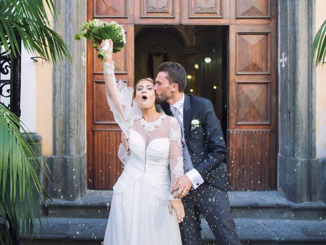 Il matrimonio di Claudio e Valentina a Pozzuoli, Napoli 29