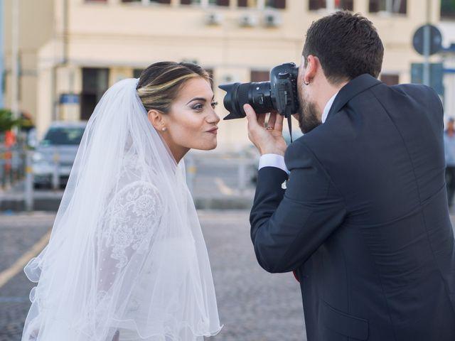 Il matrimonio di Claudio e Valentina a Pozzuoli, Napoli 34