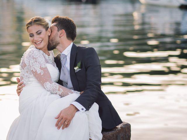 Il matrimonio di Claudio e Valentina a Pozzuoli, Napoli 40
