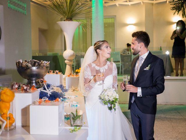 Il matrimonio di Claudio e Valentina a Pozzuoli, Napoli 47