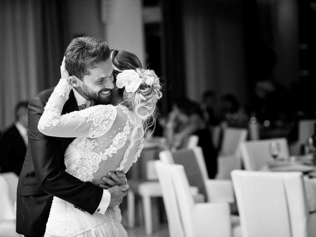Il matrimonio di Claudio e Valentina a Pozzuoli, Napoli 49