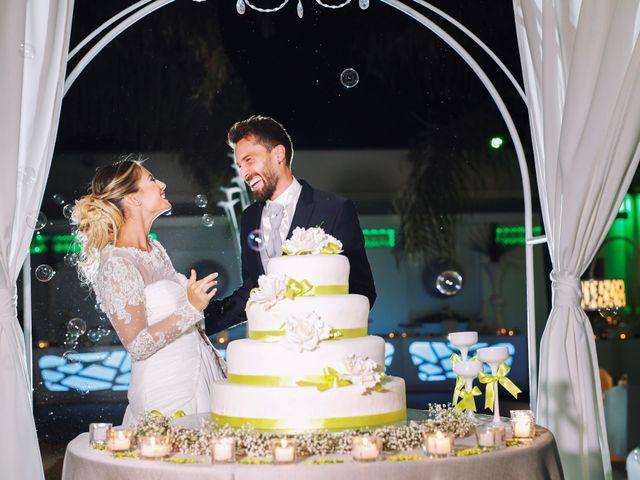 Il matrimonio di Claudio e Valentina a Pozzuoli, Napoli 52