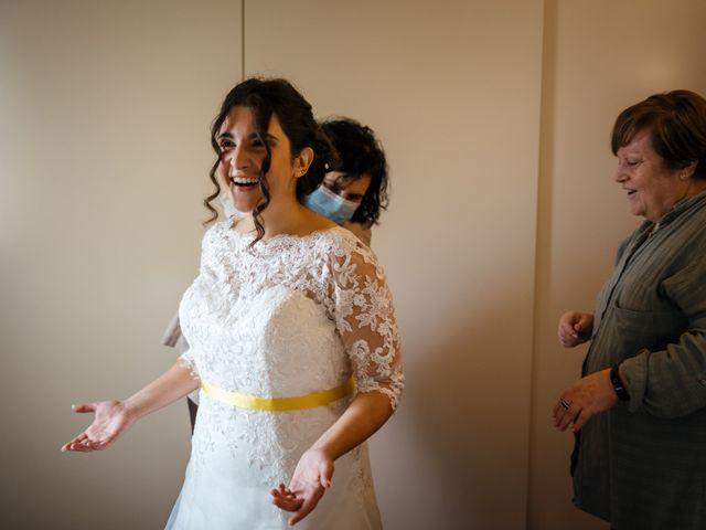 Il matrimonio di Luca e Chiara a Busseto, Parma 6