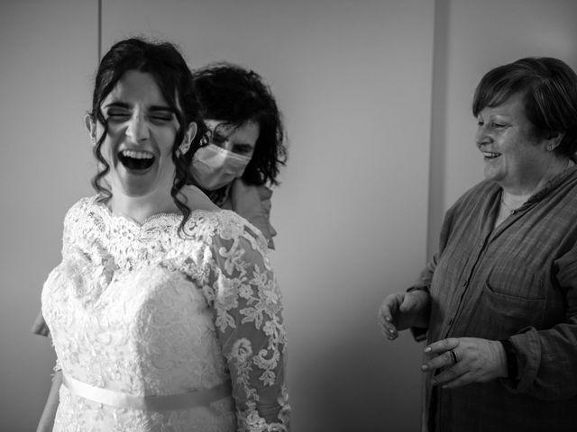 Il matrimonio di Luca e Chiara a Busseto, Parma 7