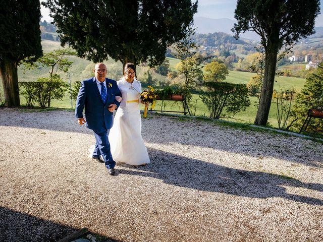 Il matrimonio di Luca e Chiara a Busseto, Parma 12