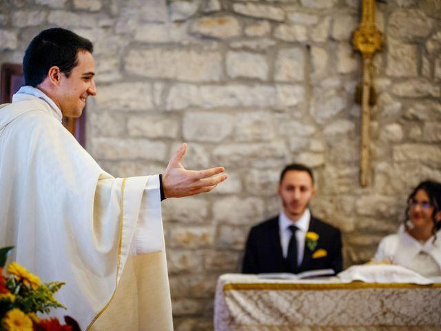 Il matrimonio di Luca e Chiara a Busseto, Parma 15