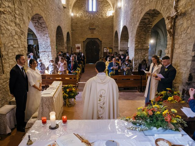 Il matrimonio di Luca e Chiara a Busseto, Parma 20