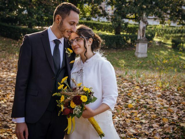 Il matrimonio di Luca e Chiara a Busseto, Parma 27