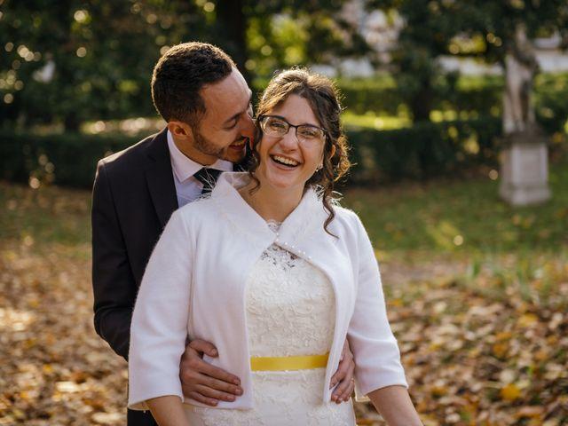 Il matrimonio di Luca e Chiara a Busseto, Parma 28