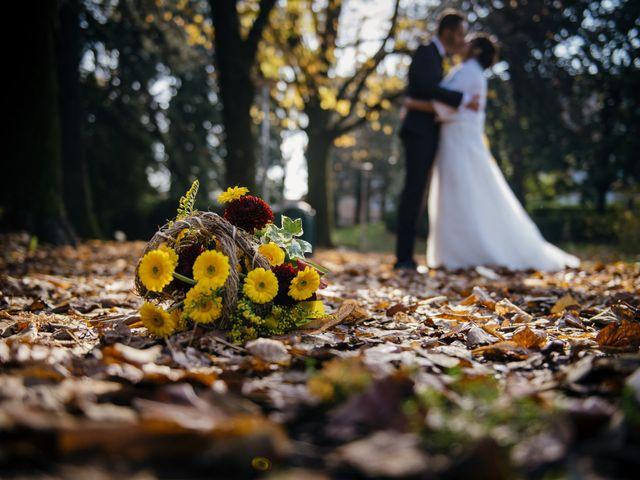 Il matrimonio di Luca e Chiara a Busseto, Parma 29