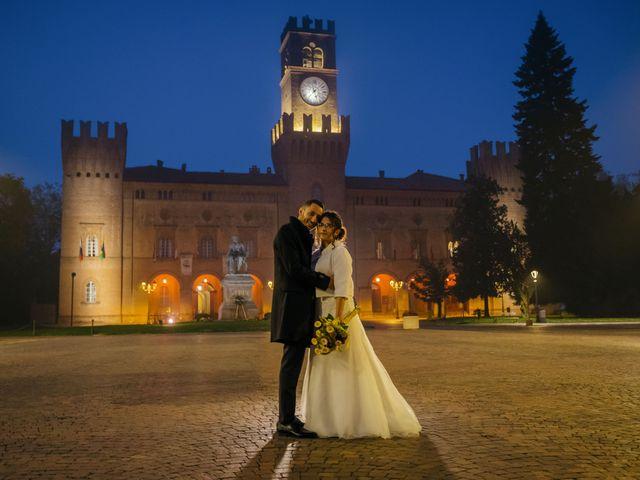 Il matrimonio di Luca e Chiara a Busseto, Parma 31