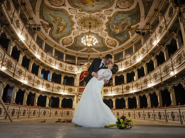 Il matrimonio di Luca e Chiara a Busseto, Parma 32