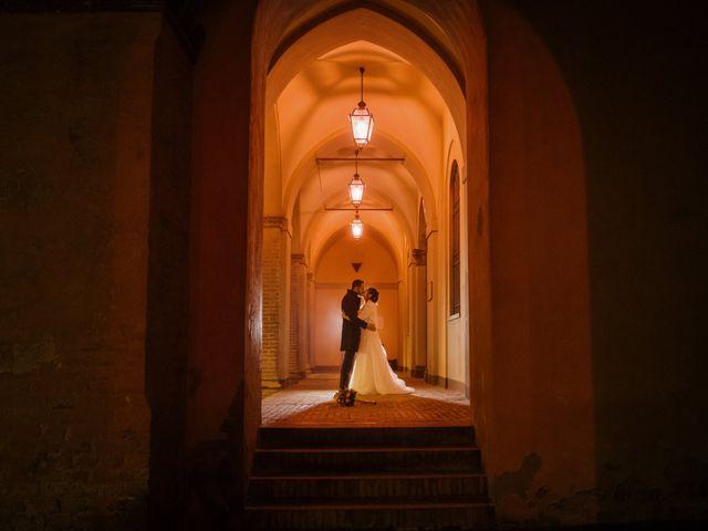 Il matrimonio di Luca e Chiara a Busseto, Parma 33