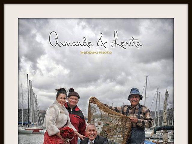 Il matrimonio di Lorita e Armando a Lerici, La Spezia 3