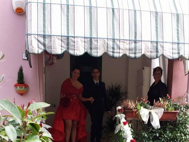 Il matrimonio di Lorita e Armando a Lerici, La Spezia 6