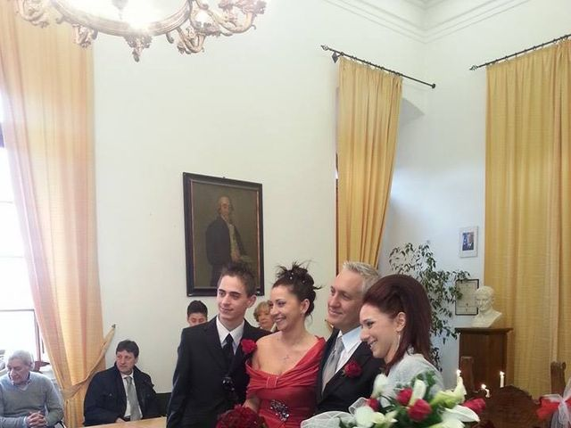 Il matrimonio di Lorita e Armando a Lerici, La Spezia 1