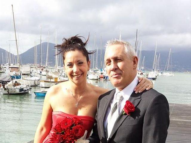 Il matrimonio di Lorita e Armando a Lerici, La Spezia 7