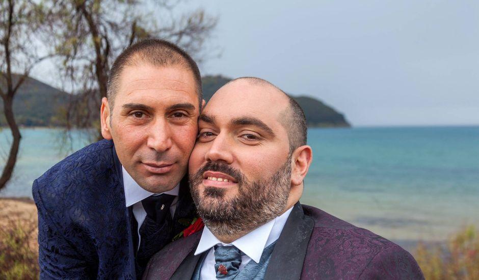 Il matrimonio di Gianfranco e Alessio a Piombino, Livorno