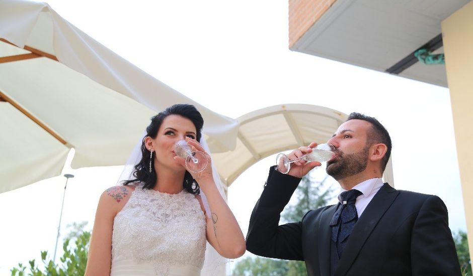 Il matrimonio di Angelo e Monika a Forlì, Forlì-Cesena