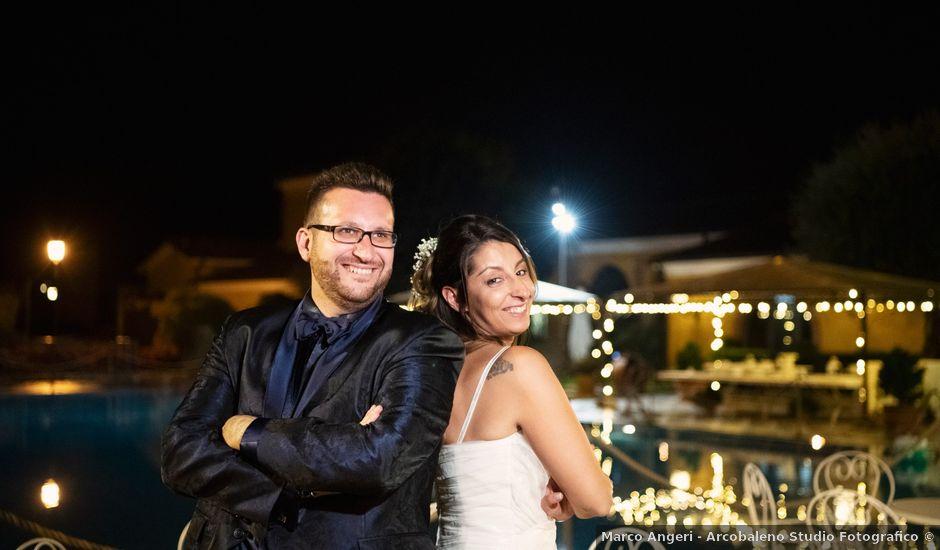 Il matrimonio di Gianmarco e Angelica a Caravaggio, Bergamo