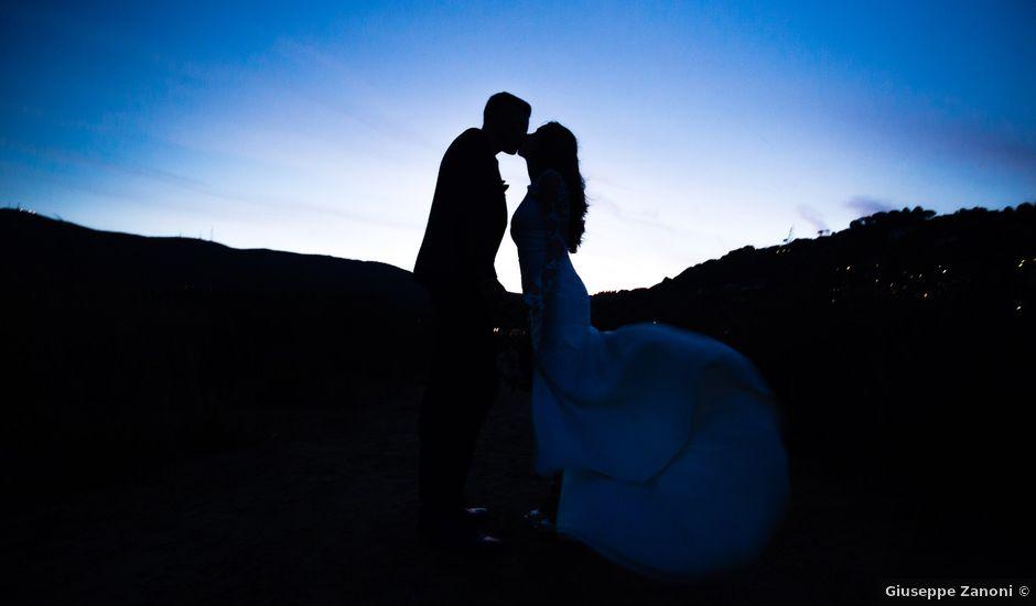 Il matrimonio di Valerio e Giulia a Monte Argentario, Grosseto