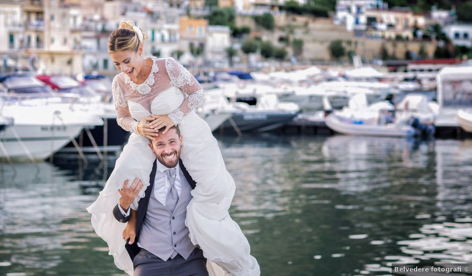 Il matrimonio di Claudio e Valentina a Pozzuoli, Napoli