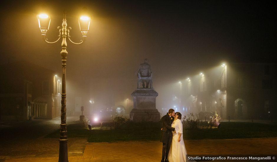 Il matrimonio di Luca e Chiara a Busseto, Parma