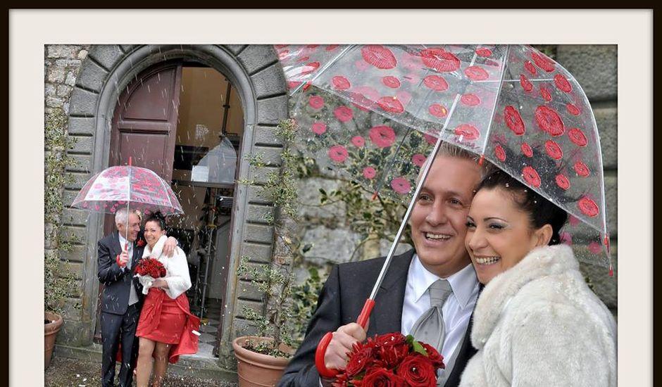 Il matrimonio di Lorita e Armando a Lerici, La Spezia