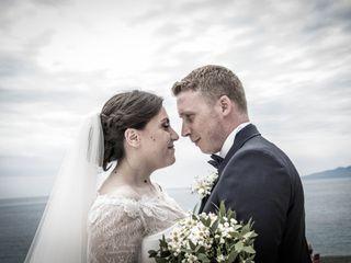 Le nozze di David e Serena