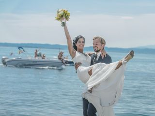 Le nozze di Parni e thomas