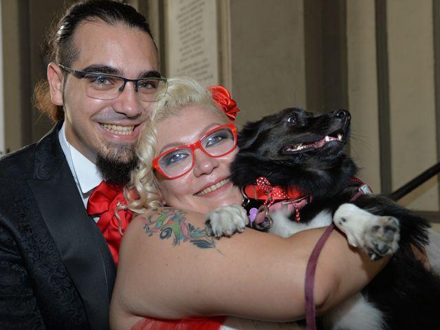 Il matrimonio di Federico e Selene a Torino, Torino 1