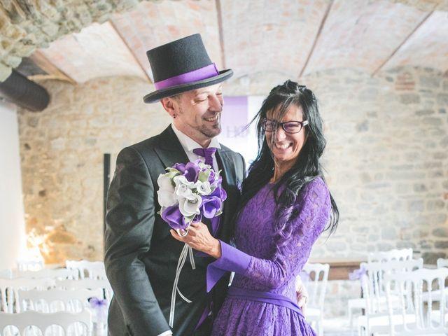 Il matrimonio di Simone e Ivana a Pavia, Pavia 54