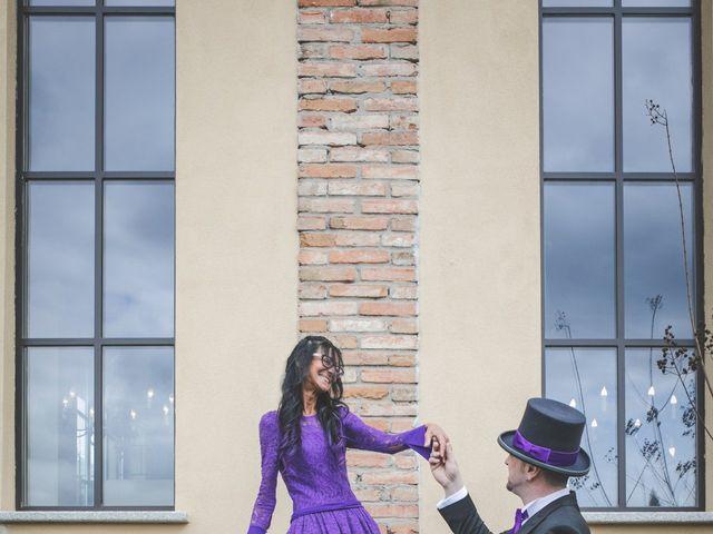 Il matrimonio di Simone e Ivana a Pavia, Pavia 57