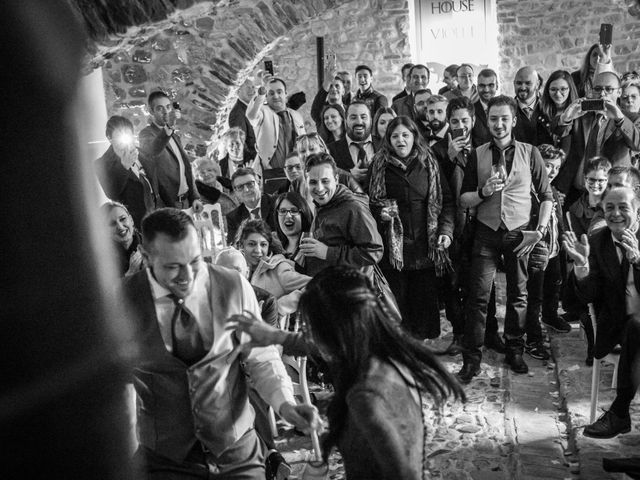 Il matrimonio di Simone e Ivana a Pavia, Pavia 68