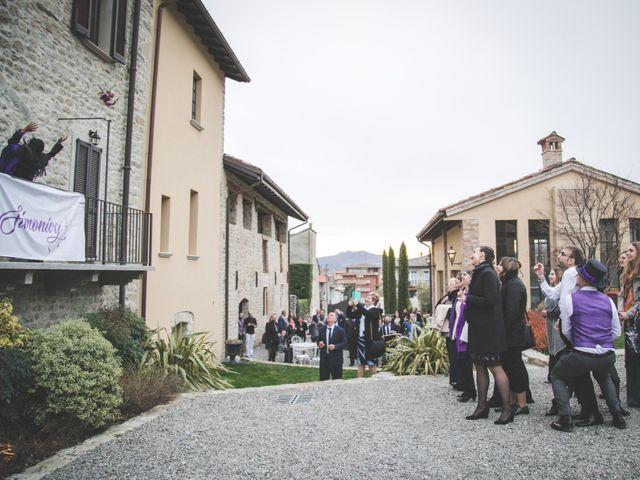 Il matrimonio di Simone e Ivana a Pavia, Pavia 72