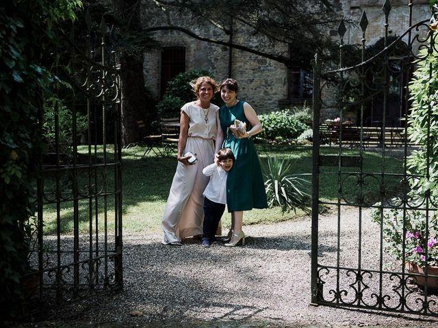 Il matrimonio di Edoardo e Giulia a Nibbiano, Piacenza 7